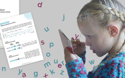 Braingaze validates dyslexia check using involuntary biomarker eye movements